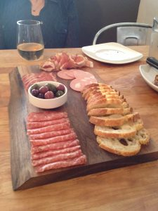 Figure 5. Charcuterie, a board not to avoid despite the funny name.